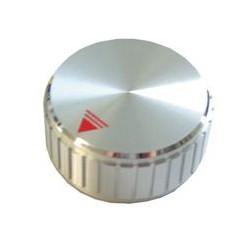 Bouton Ø38mm, pour axe de 6.35mm