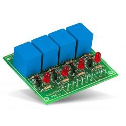 Circuit à relais