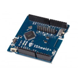 Shield reconfigurable pour Arduino