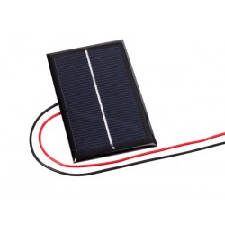 Cellules solaires 0.5 V 800 mA