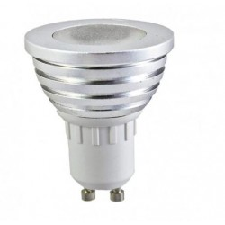 Ampoule led GU10 3W RVB