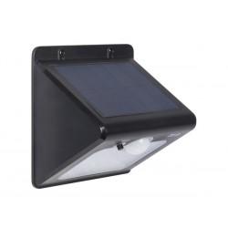 Eclairage solaire avec détecteur de mouvement