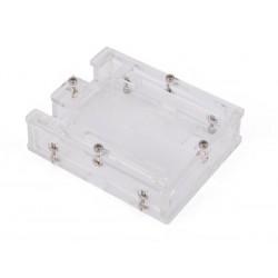 Boîtier transparent pour Arduino