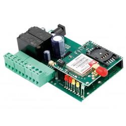 Module de commande bidirectionnelle GSM 2 entrées/2 sorties
