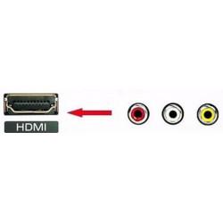 Convertisseur RCA vers HDMI