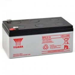 Batterie plomb 12V 3.2Ah Yuasa 134 X 67 X 64