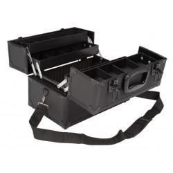 Valise aluminium 360 x 220 x 250 mm noir