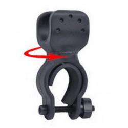 Support de lampe de poche pour vélo