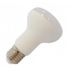 Ampoule R63 E27 Led 7W 520lm blanc chaud