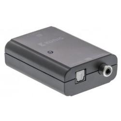 Convertisseur RCA analogique vers audio numérique