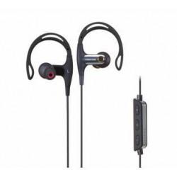 Ecouteurs sport stéréo + micro Bluetooth 4.1