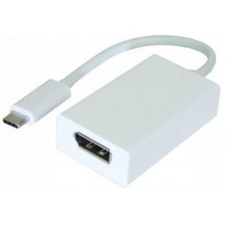 Adaptateur USB 3.1 type-C vers DisplayPort 1.2