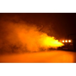 Machine à fumée 600W effet flamme