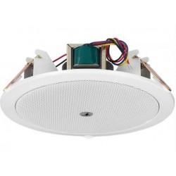 Haut-parleur de plafond ligne 100V 200mm
