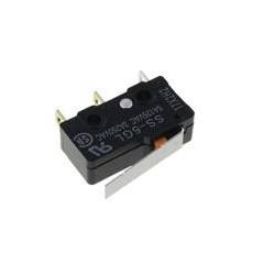 Microrupteur 5A à levier pour circuit imprimé