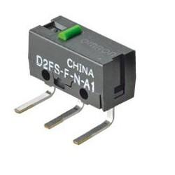 Microrupteur 5A à levier pour circuit imprimé angulaire