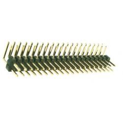 Barrette mâle 2x40 broches 2.54mm