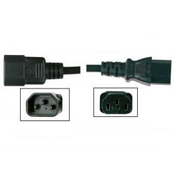 Cordon IEC14 vers IEC13 3m