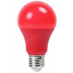 Ampoule E27 Led 10W rouge