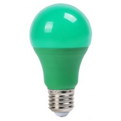 Ampoule E27 Led 10W vert