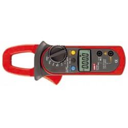 Pince ampèremétrique CA/CC avec multimètre multifonctions
