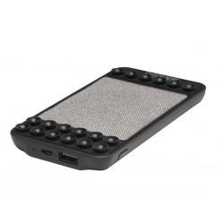 Batterie externe portable USB 4000mAh avec fonction Qi