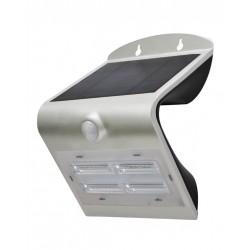 Eclairage solaire Led 400lm avec détecteur de mouvement