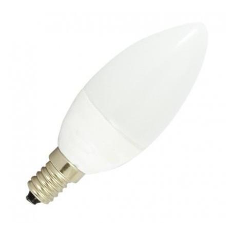 Ampoule E14 Led 5W 400lm blanc chaud
