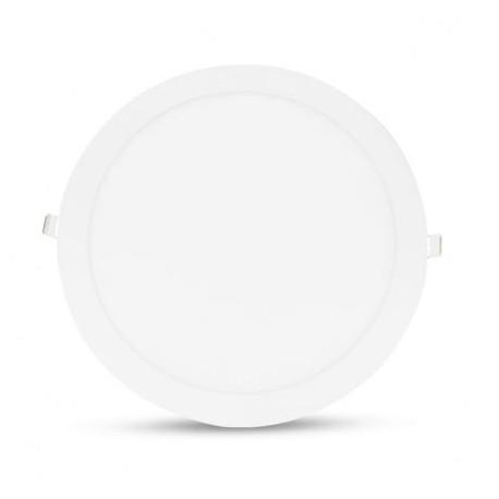 Plafonnier led encastrable 18W 1540lm blanc neutre