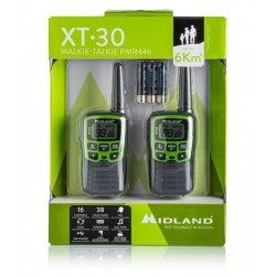 Talkie Walkie PMR446 Midland XT30 Duo