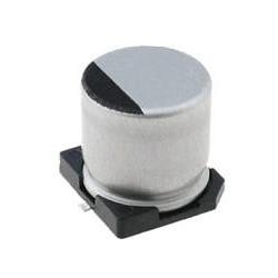 Condenseur CMS 4x5.3mm électrolytique
