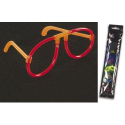 Lunettes rouge fluorescentes lumières Igloo