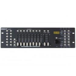 Contrôleur DMX 192 canaux avec joystick