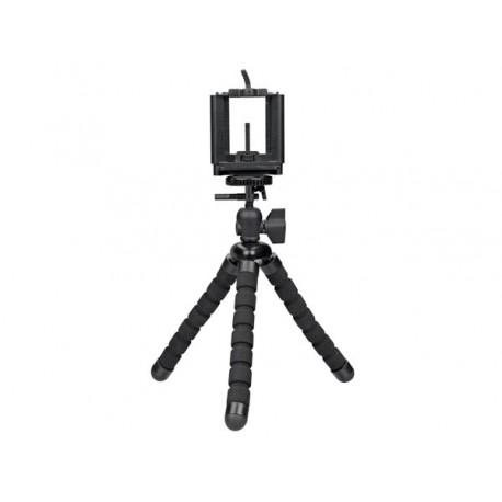 Trépied flexible pour caméra et smartphone