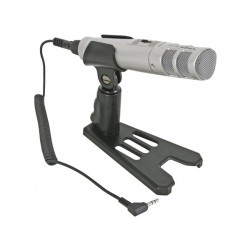 Microphone stéréo électret